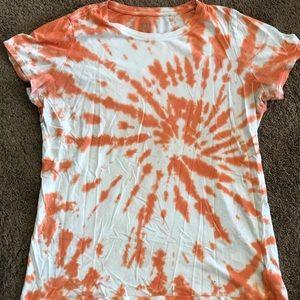 GAP hand tie dye Tshirt